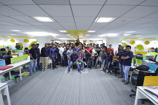 FreeCharge claims its new office is cooler and quirkier