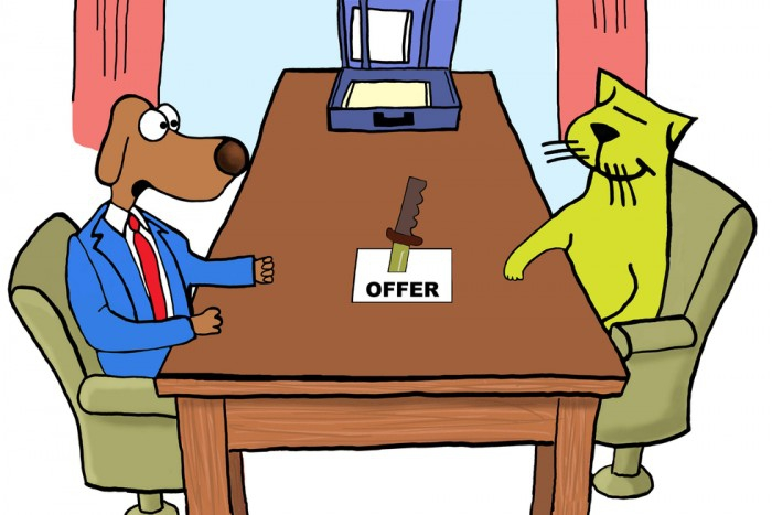 Should an employee accept a counter-offer post resignation?
