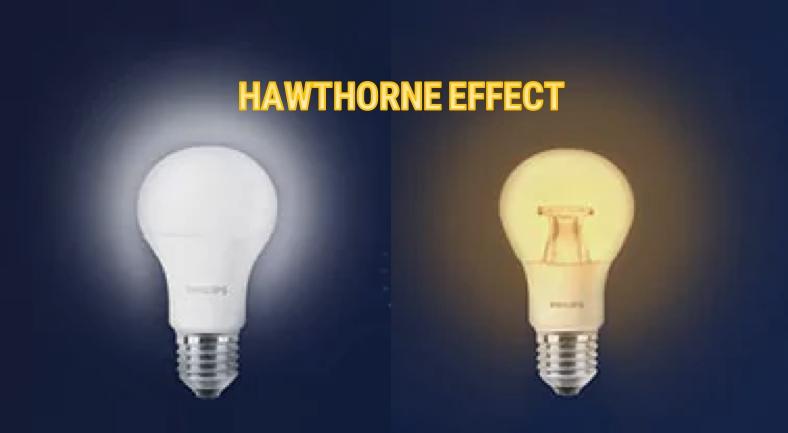 The Hawthorne Effect In Modern