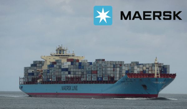 How Maersk is diversifying the traditional male-dominated logistics space