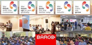 Culture rejuvenation at Barco