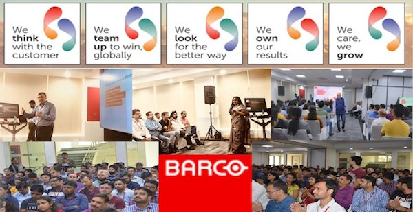 Culture rejuvenation at Barco