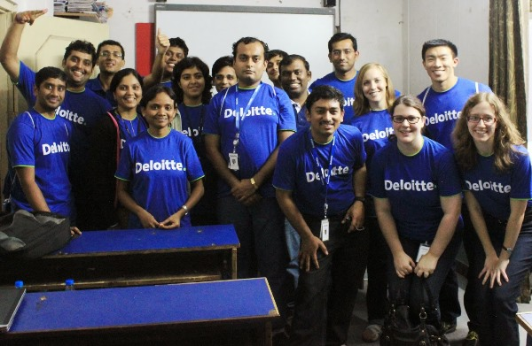 Deloitte India – Making an impact in employees' lives through ...