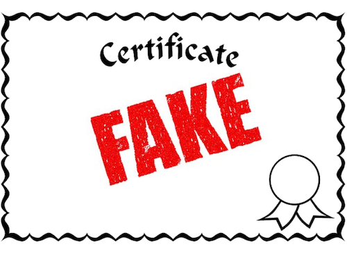 fake community certificates stall benefits of southern railway employees