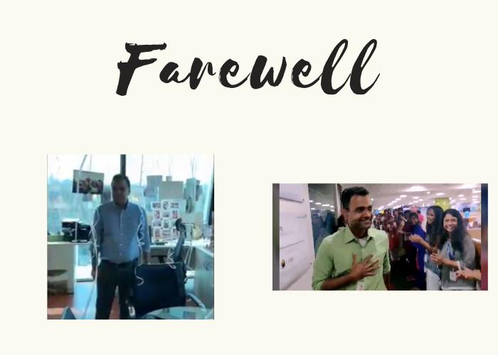 The farewell you deserve