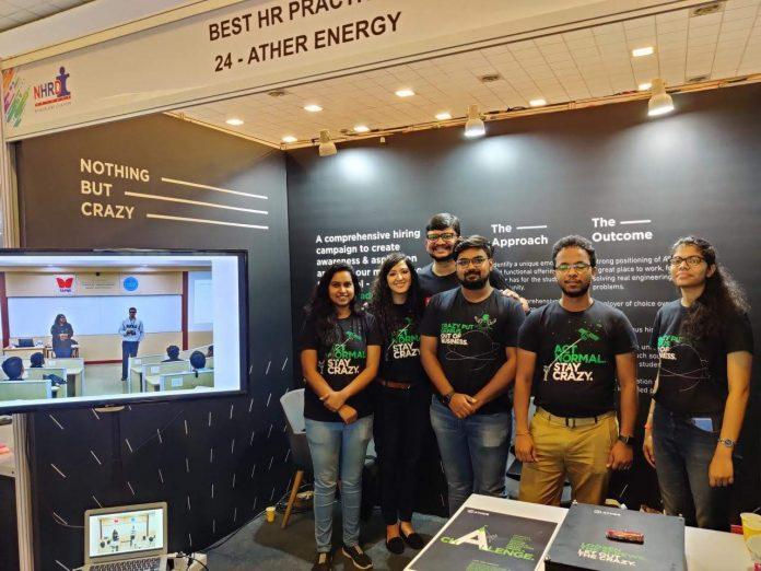 Ather Energy wants 'Nothing but crazy' from the campuses