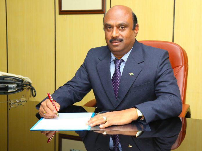 Panneer Selvam is the new director-HR, BEML
