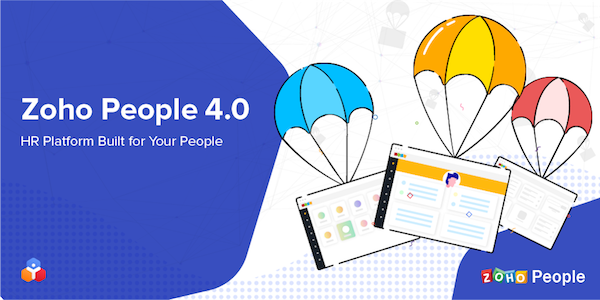 Zoho people 4 0: Zoho announces update to its HR management system